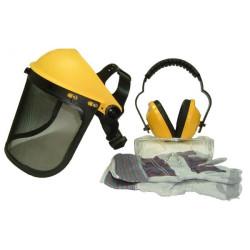 Kit de protection débroussailleuse