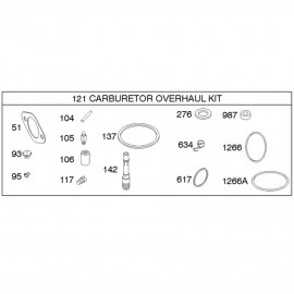 kit carburateur Briggs et stratton