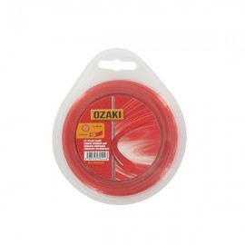 Fil debroussailleuse rond 4.00 mm