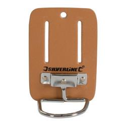 Porte-marteau pour ceinture Silverline