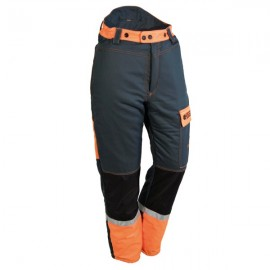 Pantalon de protection professionnel Oleo Mac