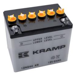 Batterie tondeuse Autoportée 12v 24 Ah