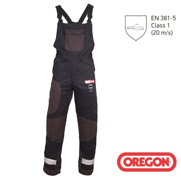 /Type A Oregon Yukon tron/çonneuse de s/écurit/é de protection Salopette de pantalon/ 295445//XL