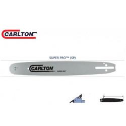 Guide chaîne tronçonneuse Carlton 3/8 050
