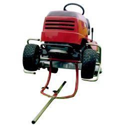 Lève tracteur tondeuse autoportée